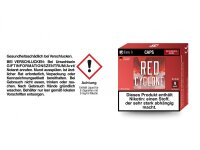 SC Easy 3 Caps Red Cyclone Rote Früchte 9 mg/ml (2...